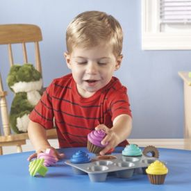 Smart Snacks Shape Sorting Cup Cakes