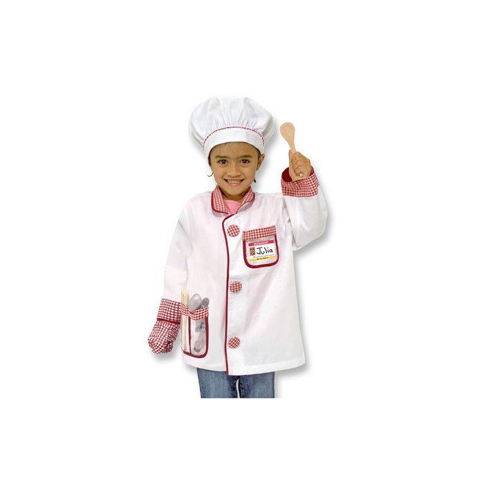 Chef Costume - Melissa and Doug