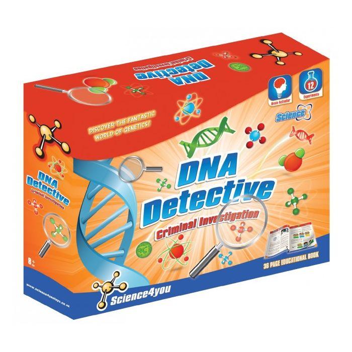 DNA Detective Criminal Investigation