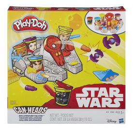 Play Doh Star Wars Millenium Falcon