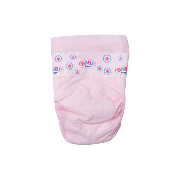 Baby Born Diapers - 5 Pack (nappy)