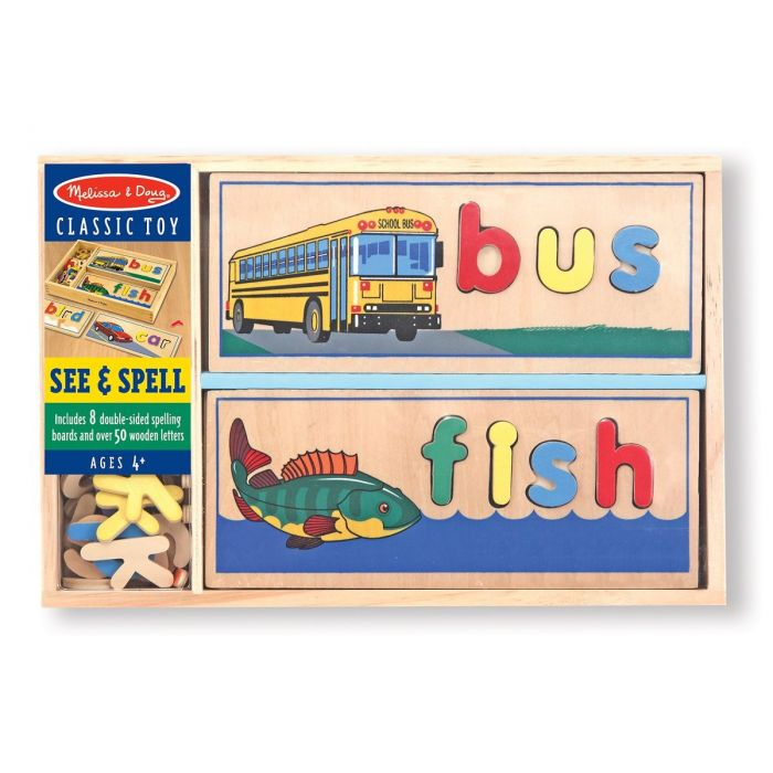 Melissa and Doug - See and Spell
