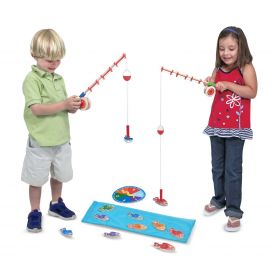 Melissa and Doug - Catch and Count Fishing Game
