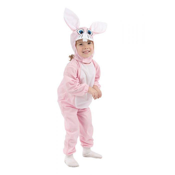 Bunny Rabbit Toddler Fancy Dress Costume - pink