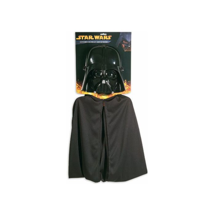 Darth Vader Cape and Mask Set