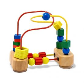 Melissa and Doug - First Bead Maze
