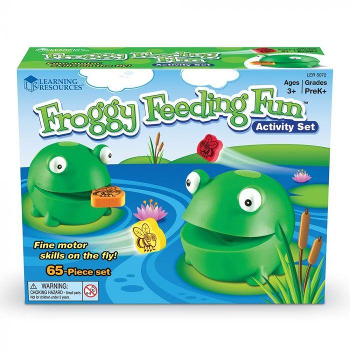 Froggy Feeding Fun - Game