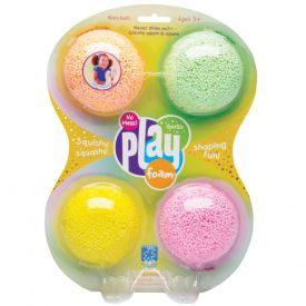 Playfoam 4-pack sparkle/ classic