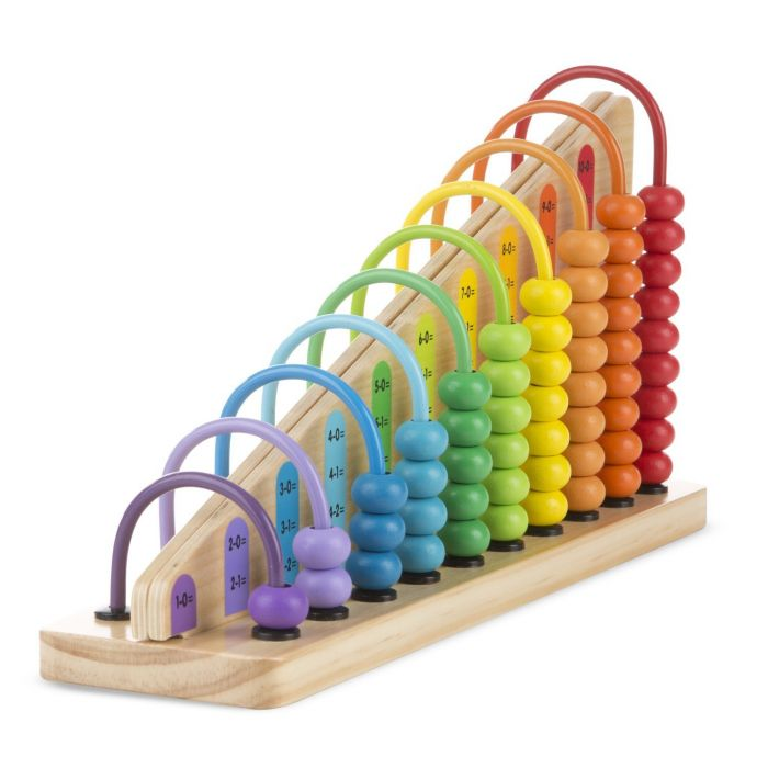 Melissa and Doug - Add and Subtract Abacus
